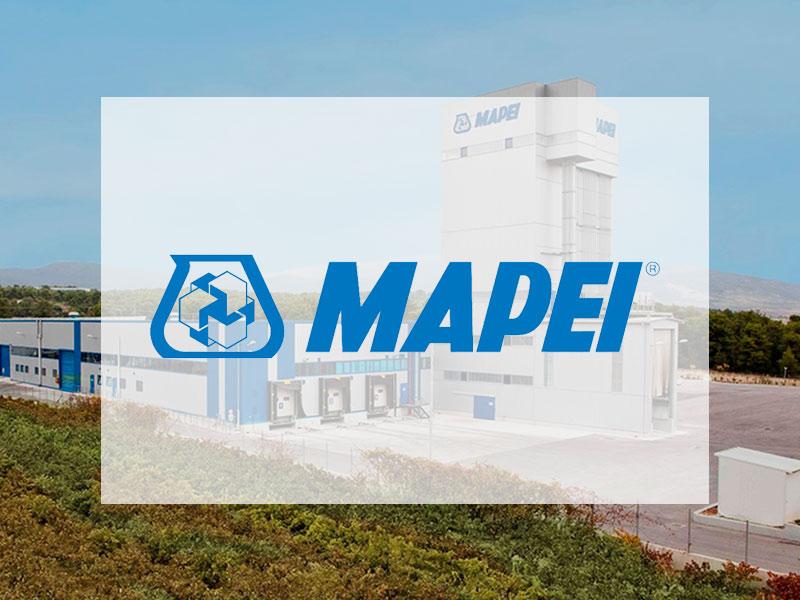 Proveedor Mapei